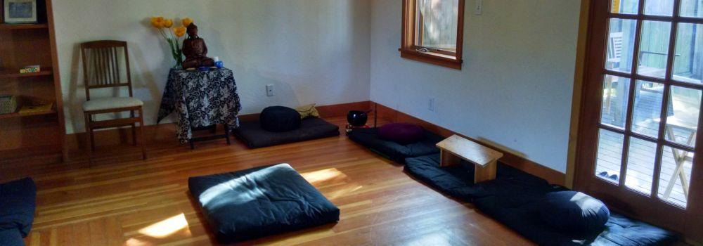 Zen West Schedule – Empty Field Zendo